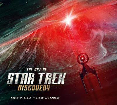 Art of Star Trek: Discovery, The