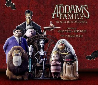 Addams Family: The Art of the Animated Movie, The