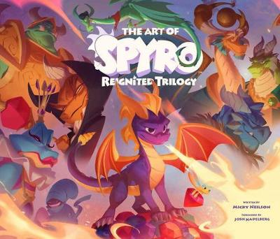 Art of Spyro: Reignited Trilogy, The