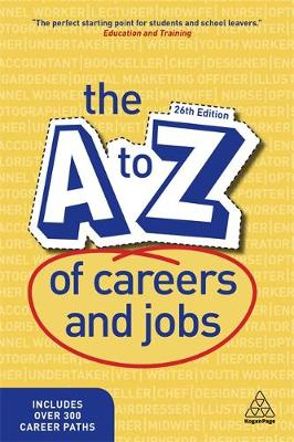 A-Z of Careers and Jobs, The