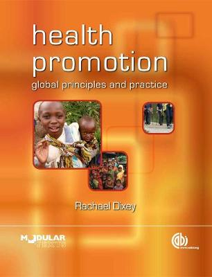 Health Promotion: Global Principles and Practice
