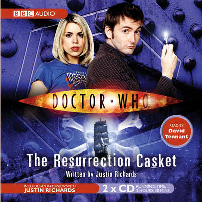 """""""Doctor Who"""", the Resurrection Casket"""