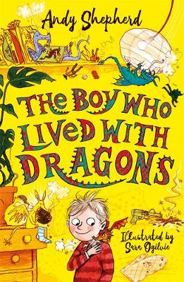 Boy Who Lived with Dragons (The Boy Who Grew Dragons 2), The