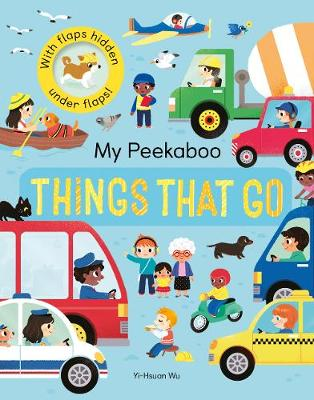 My Peekaboo Things That Go