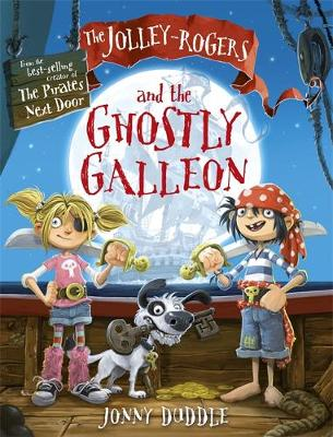 Jolley-Rogers and the Ghostly Galleon, The