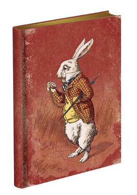 Alice in Wonderland Journal – 'Too Late,' said the Rabbit