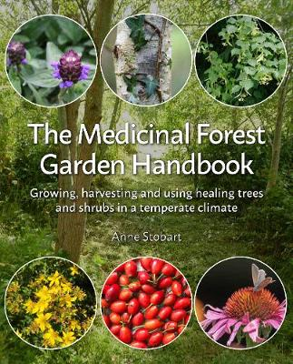 Medicinal Forest Garden Handbook, The: Growing, harvesting and using healing trees and shrubs in a temperate climate