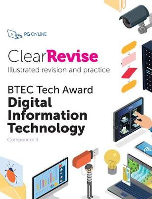 ClearRevise BTEC Digital Information Technology Level 1/2 Co...