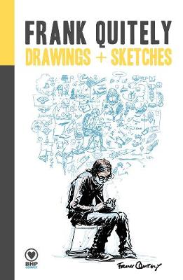 Frank Quitely: Drawings + Sketches: Drawings + Sketches