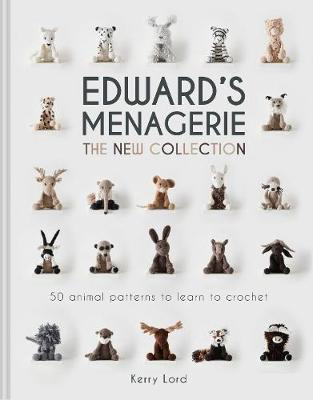 Edward's Menagerie: The New Collection: 50 animal patt...