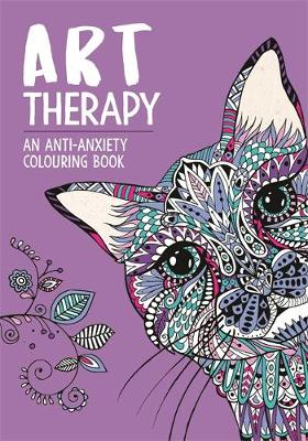 Art Therapy: An Anti-Anxiety Colouring Book for Adults