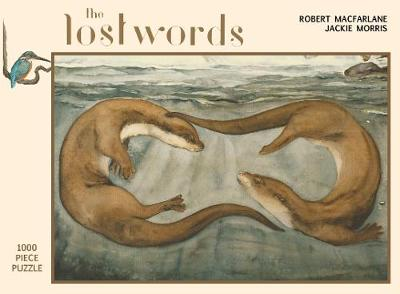 Lost Words, The: 1000 Piece Jigsaw Puzzle