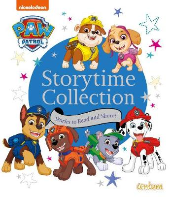 Paw Patrol Storytime Collection