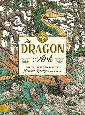 Dragon Ark, The: Join the quest to save the rarest dragon on...