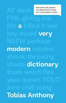 Very Modern Dictionary, A: Over 600 words, phrases and abbre...