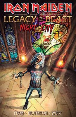 Iron Maiden Legacy of the Beast Volume 2: Night City