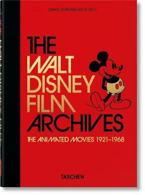 Walt Disney Film Archives. The Animated Movies 1921-1968. 40th Anniversary Edition, The