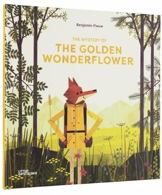Mystery of the Golden Wonderflower, The