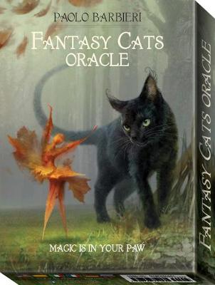 Fantasy Cats Oracle: Magic is in Your Paw