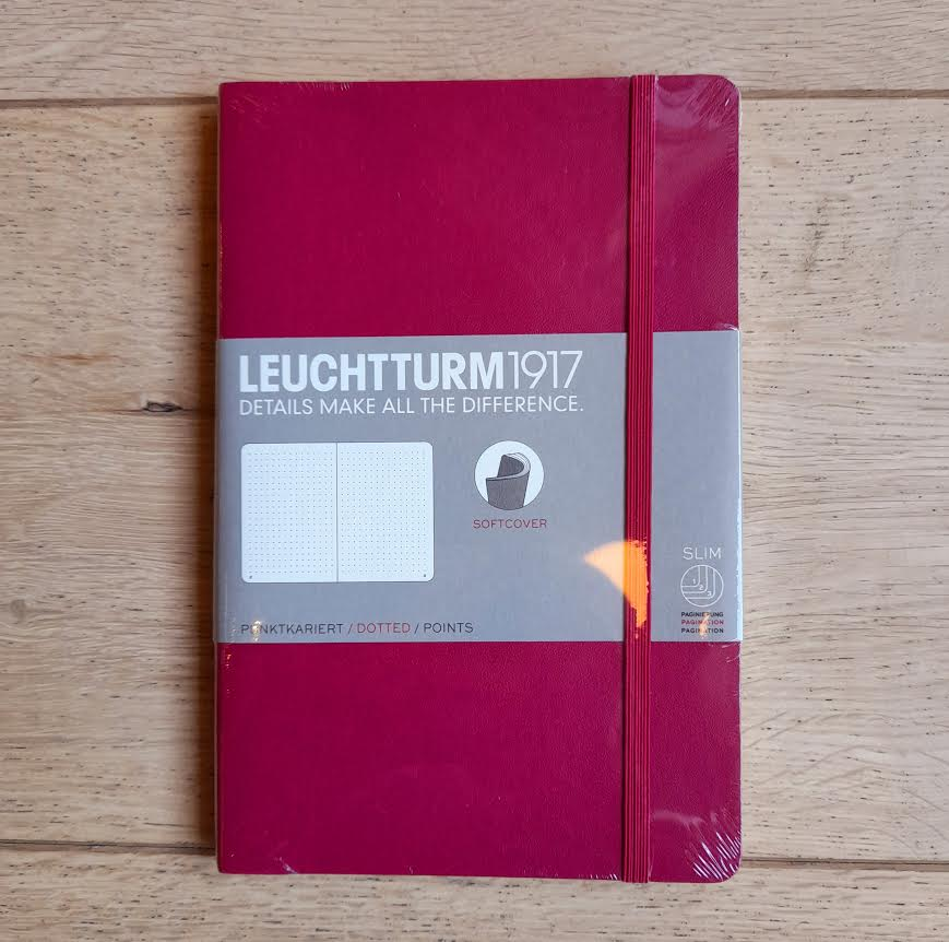 Leuchtturm1917 B6+ Dotted Notebook