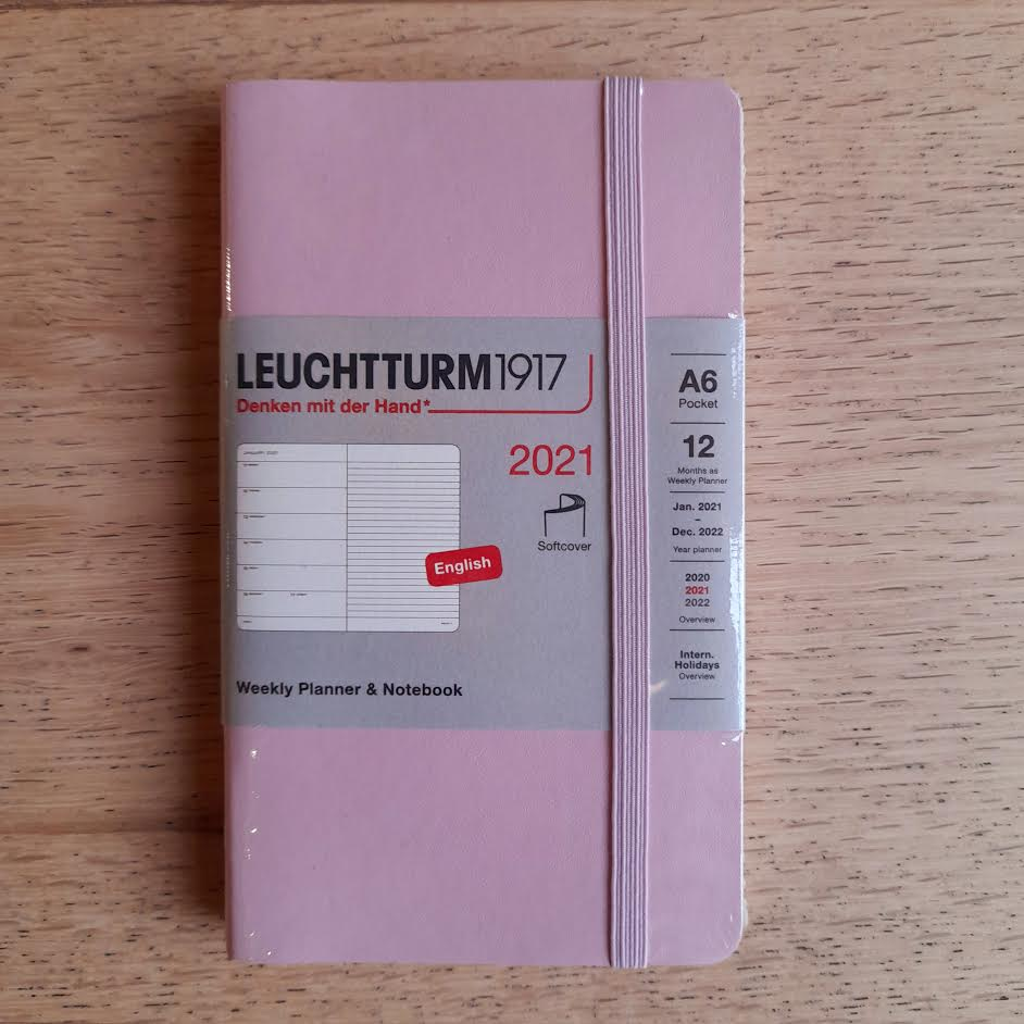 Leuchtturm1917 A6 Weekly Planner & Notebook