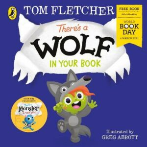 There's a Wolf in Your Book: World Book Day 2021