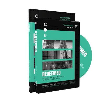 Redeemed Study Guide with DVD: Turning Brokenness into Somet...