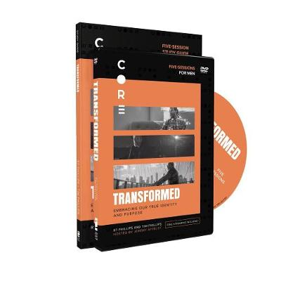 Transformed Study Guide with DVD: Embracing Our True Identit...