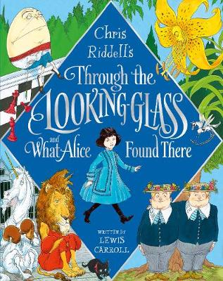 Signed Bookplate Edition: Through the Looking-Glass