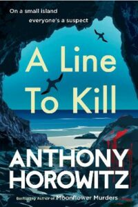 Signed Edition: A Line to Kill