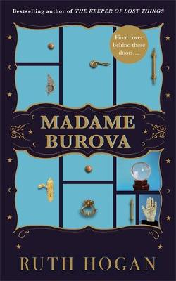 Madame Burova: the new novel from the author of The Keeper o...