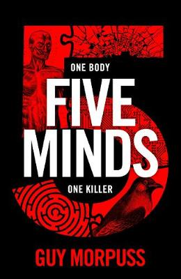Five Minds: The Speculative Thriller of 2021