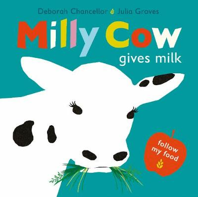 Milly Cow Gives Milk