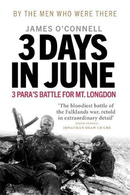 Three Days In June: The Incredible Minute-by-Minute Oral His...