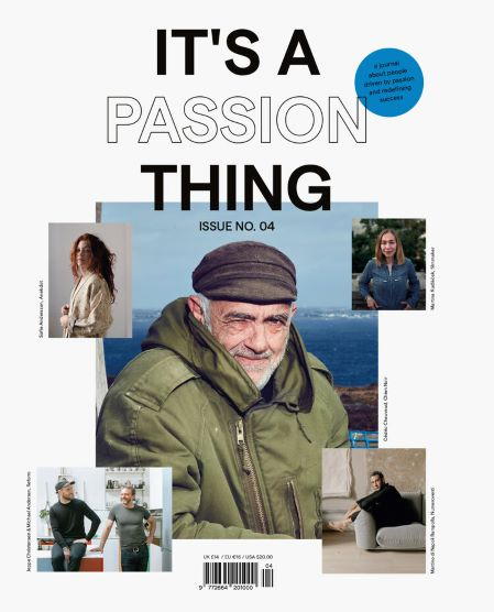 It's a Passion Thing – Issue 4