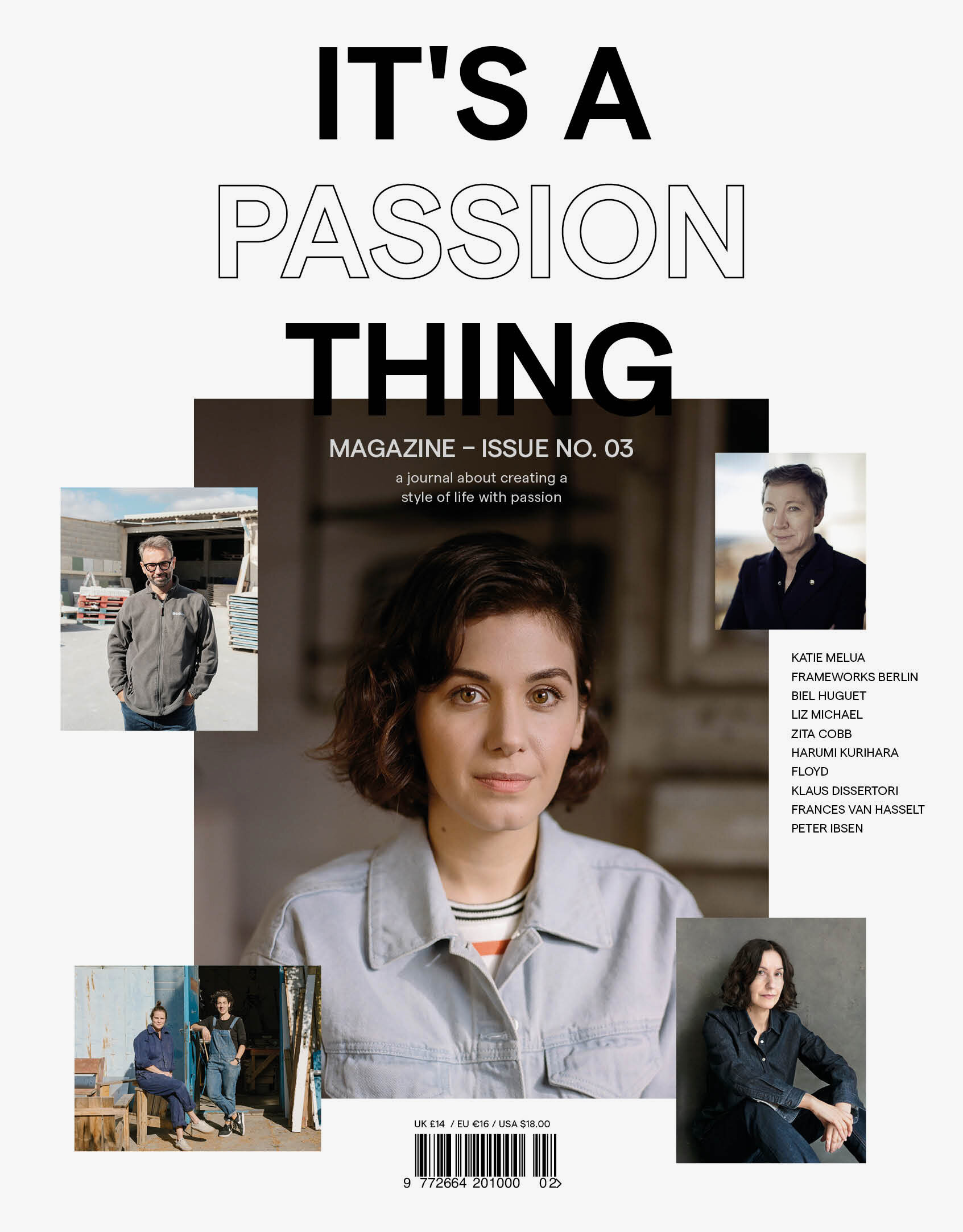 It's a Passion Thing – Issue 3