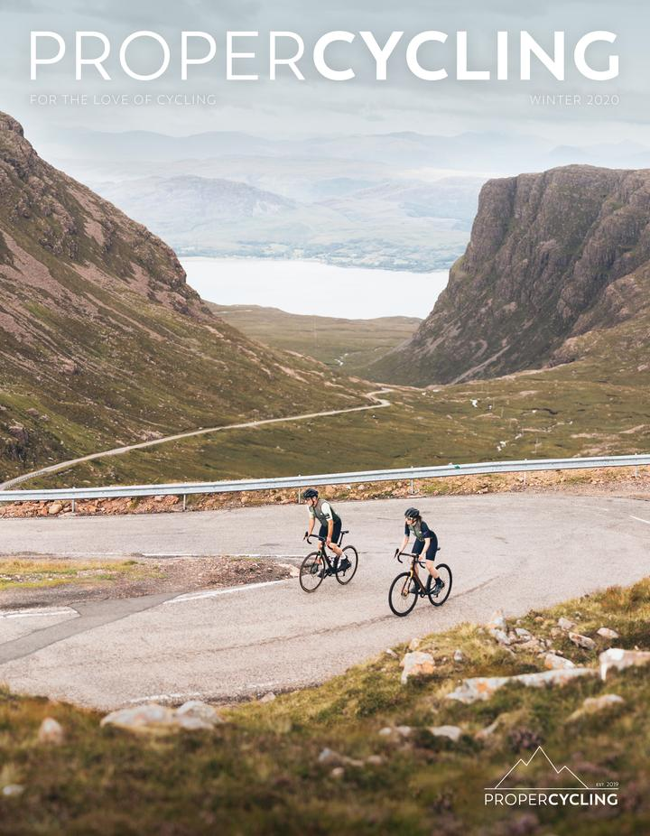 Proper Cycling – Issue 1
