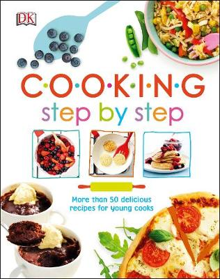 Cooking Step By Step: More than 50 Delicious Recipes for You...