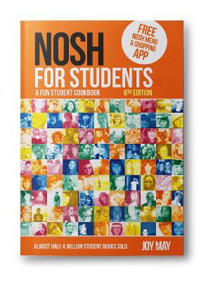 NOSH for Students, NOSH: A Fun Student Cookbook – Phot...