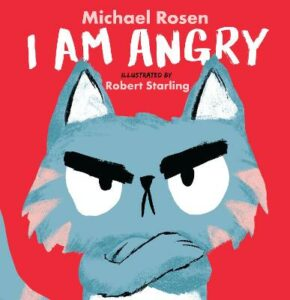 Signed Bookplate Edition: I Am Angry