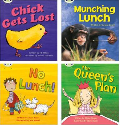 Learn to Read at Home with Phonics Bug: Pack 4 (Pack of 4 re...