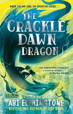 Signed and Dedicated Edition: The Crackledawn Dragon