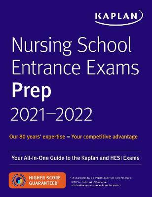 Nursing School Entrance Exams Prep 2021-2022: Your All-in-On...