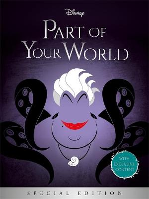 Disney Princess The Little Mermaid: Part of Your World