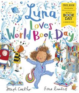 Luna Loves World Book Day: World Book Day 2021