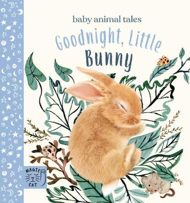 Goodnight, Little Bunny: A book about being brave