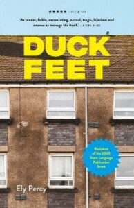 Duck Feet by Ely Percy