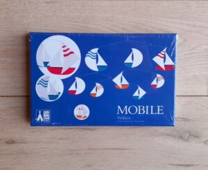 Sailboats Mobile from Djeco