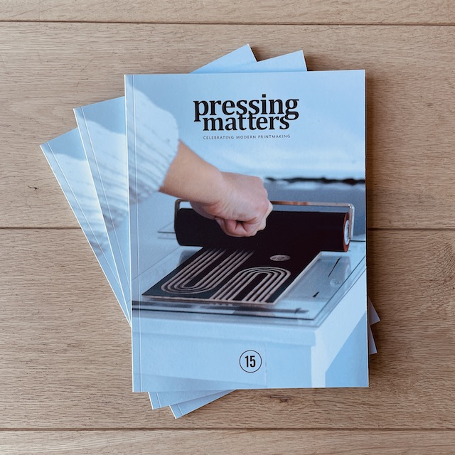 Pressing Matters – Issue 15