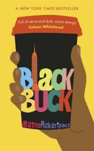 Signed First Edition: The Black Buck